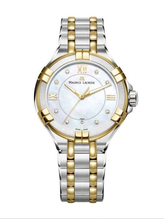 Maurice Lacroix Maurice Lacroix Aikon Date horloge AI1006-PVY13-171-1