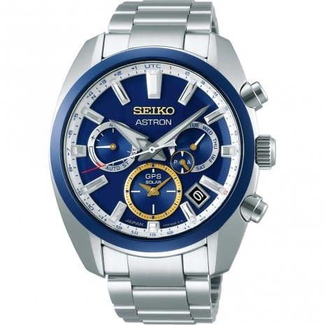 Seiko Seiko Astron SSH045J1 Astron GPS Solar horloge