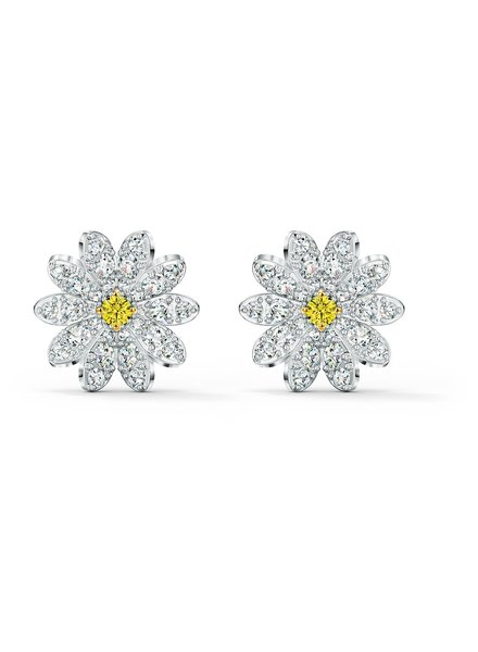 Swarovski Swarovski oorstekers Eternal Flower Yellow 5518145