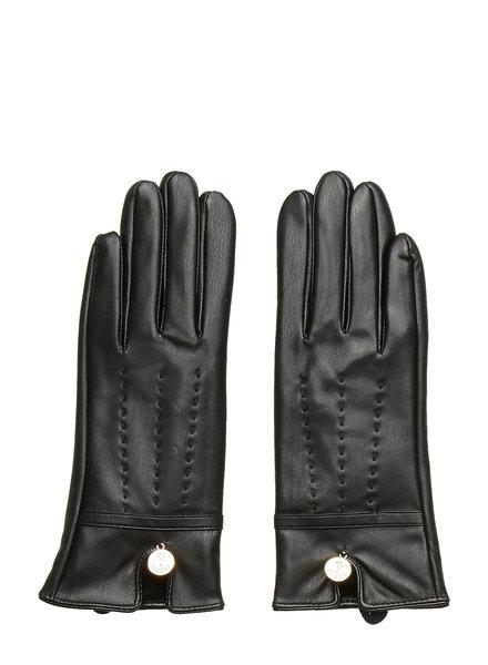 Guess Guess handschoenen zwart AW8267POL02BLA S