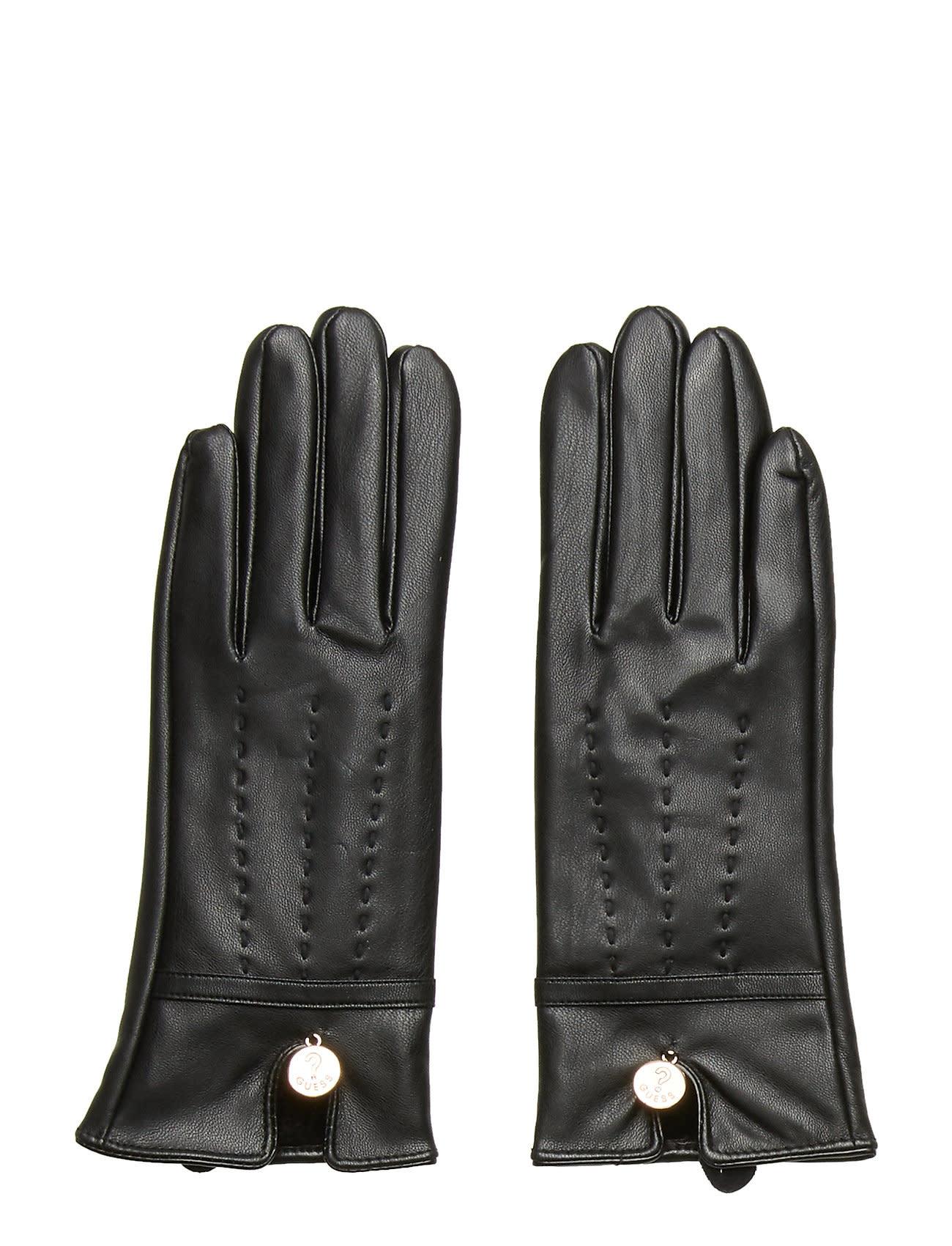 Guess Guess handschoenen zwart AW8267POL02BLA