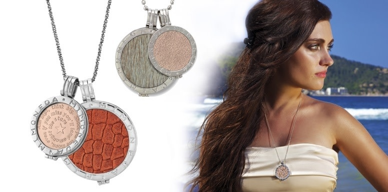 Mi Moneda Munt Suede Orange Smal