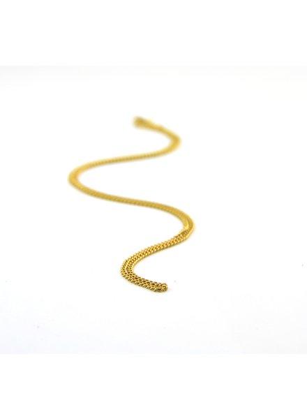 ROEMER ROEMER geelgouden gourmet collier