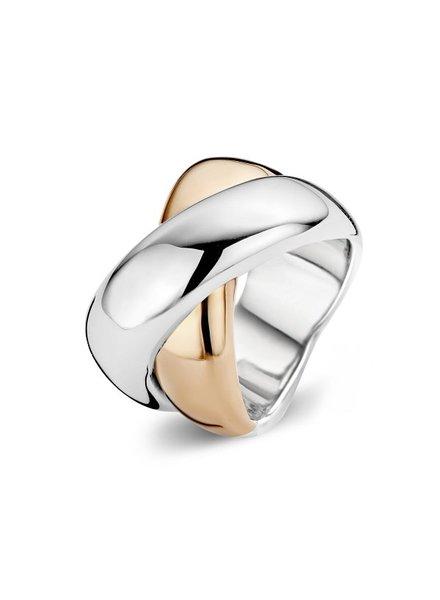 Tirisi Moda Tirisi Moda ring TM1072(2P)/55