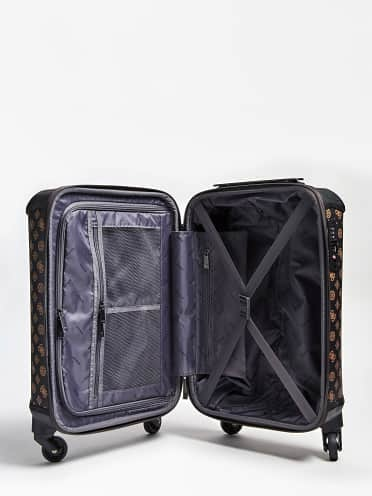 Guess Guess koffer Wilder Travel TWP74529430BRO