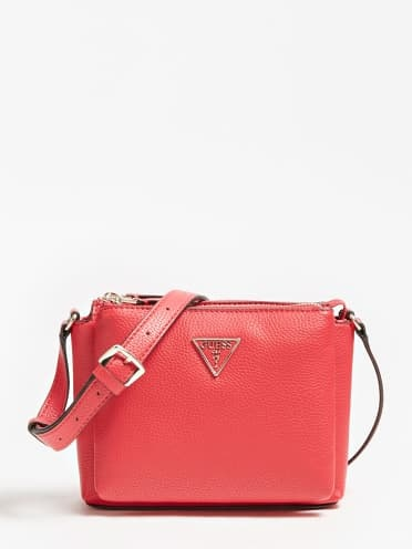 Guess Guess crossbody Becca Mini HWVG7742690RED