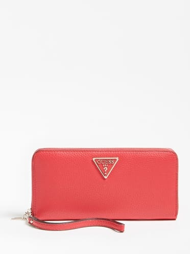 Guess Guess portemonnee Becca SLG SWVG7742460RED