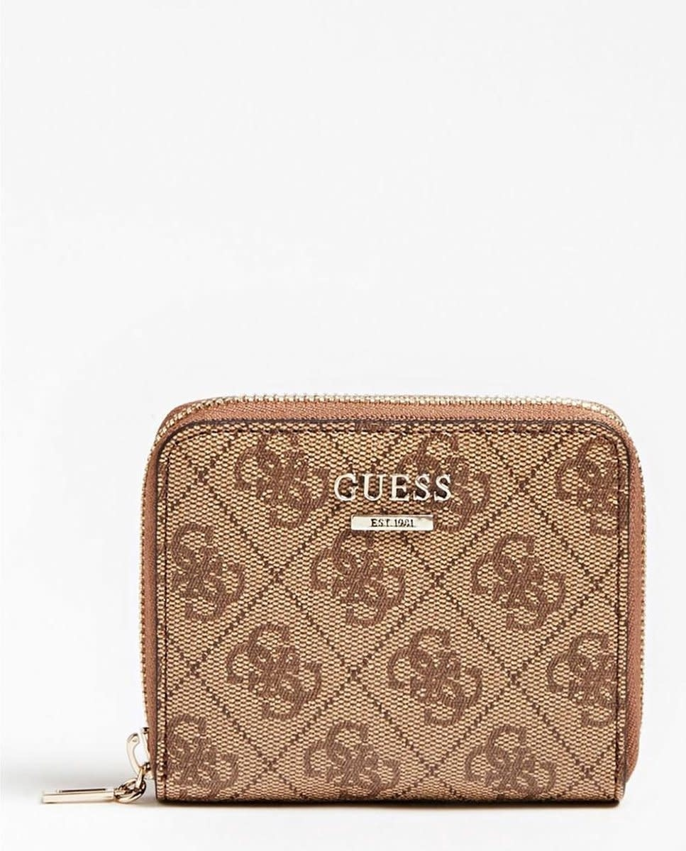 Guess Guess portemonnee Cathleen SLG SWSG7737370BRO