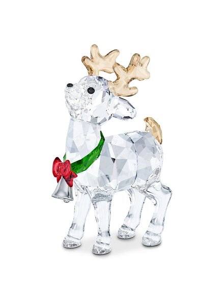 Swarovski Swarovski Rendier van de Kerstman 5532575