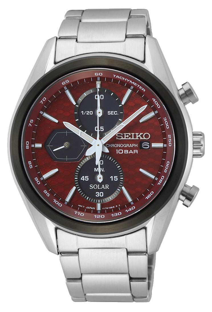 Seiko Seiko heren horloge SSC771P1