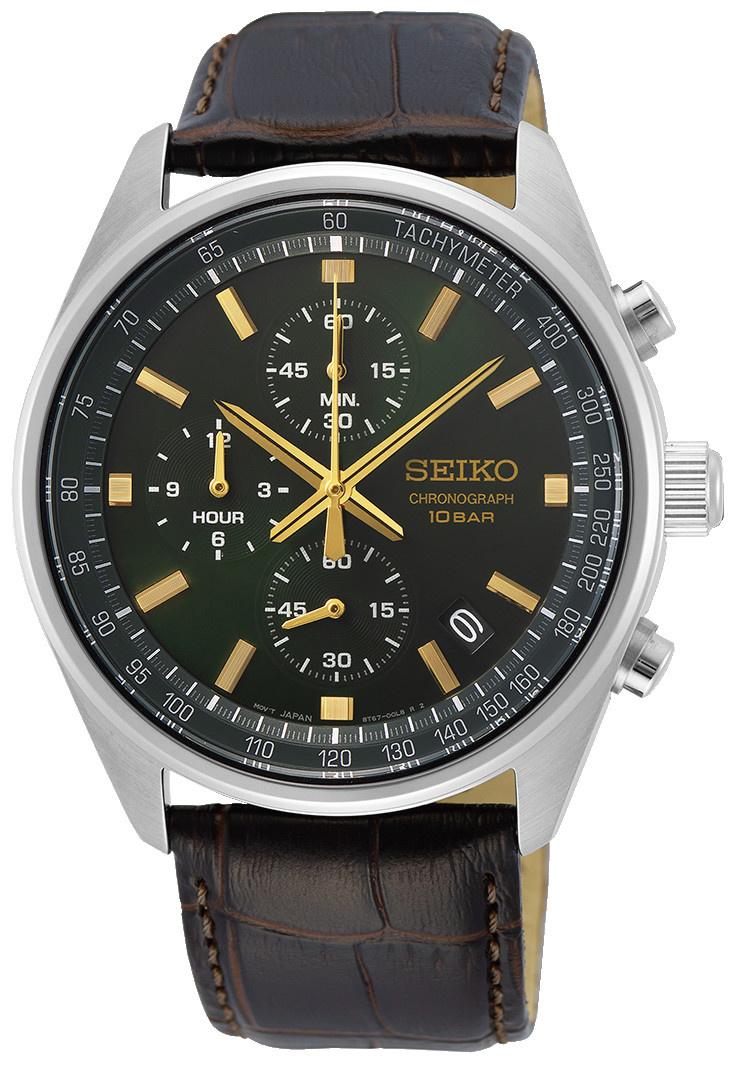 Seiko Seiko Heren Horloge SSB385P1
