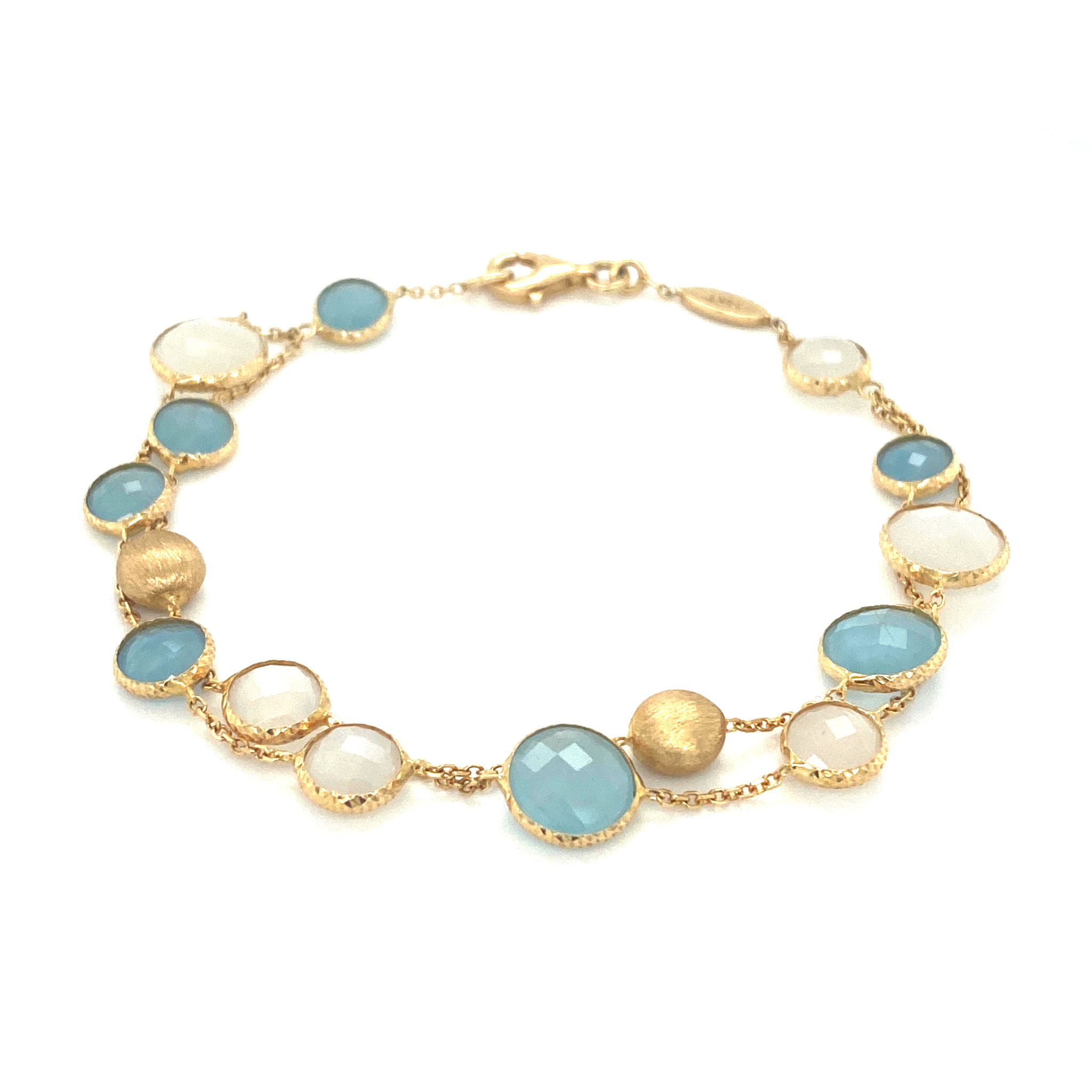 Monzario Oro Monzario gouden armband 1027A