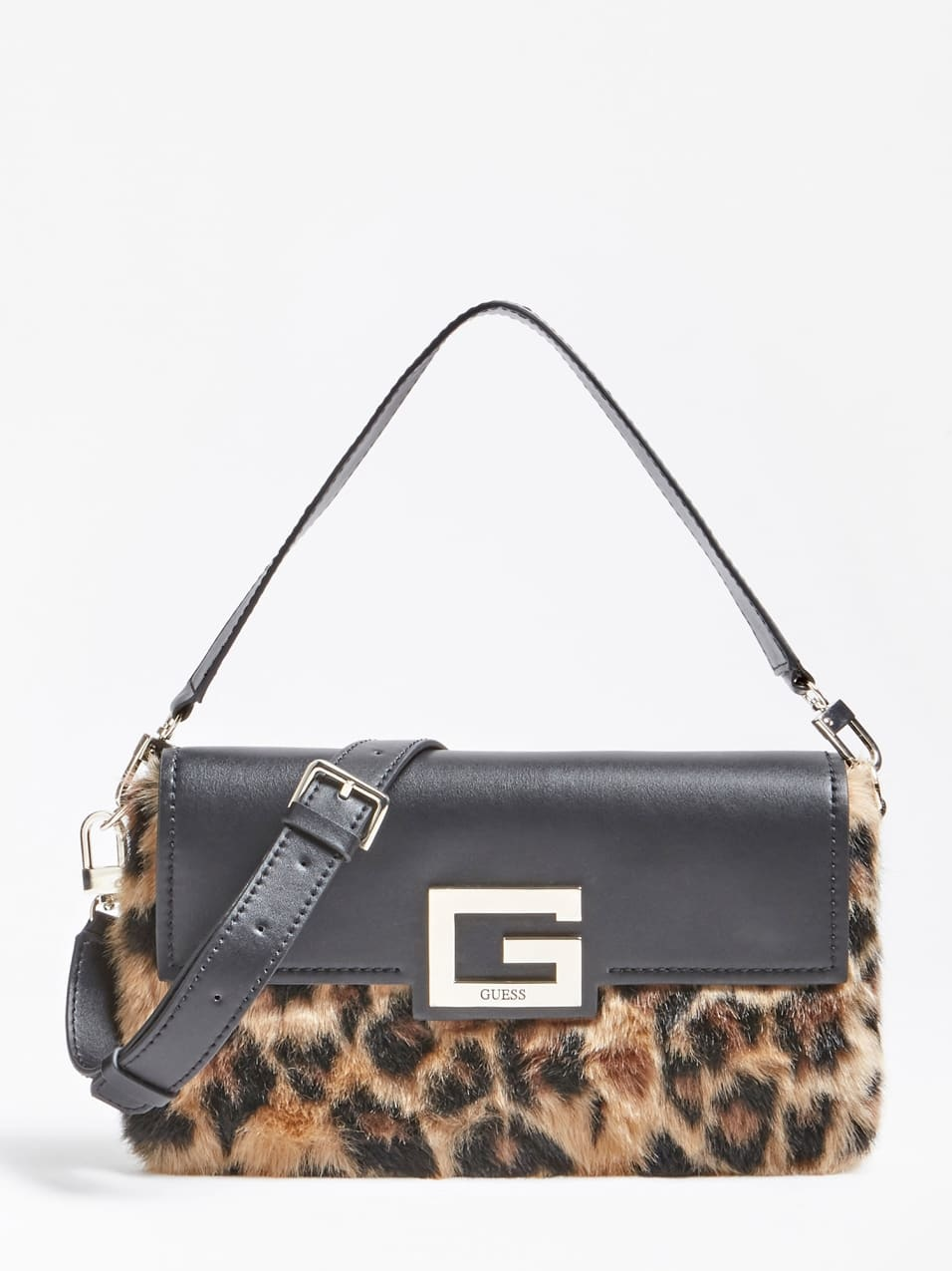 Guess Guess schoudertas Brightside HWFL7580190LEO
