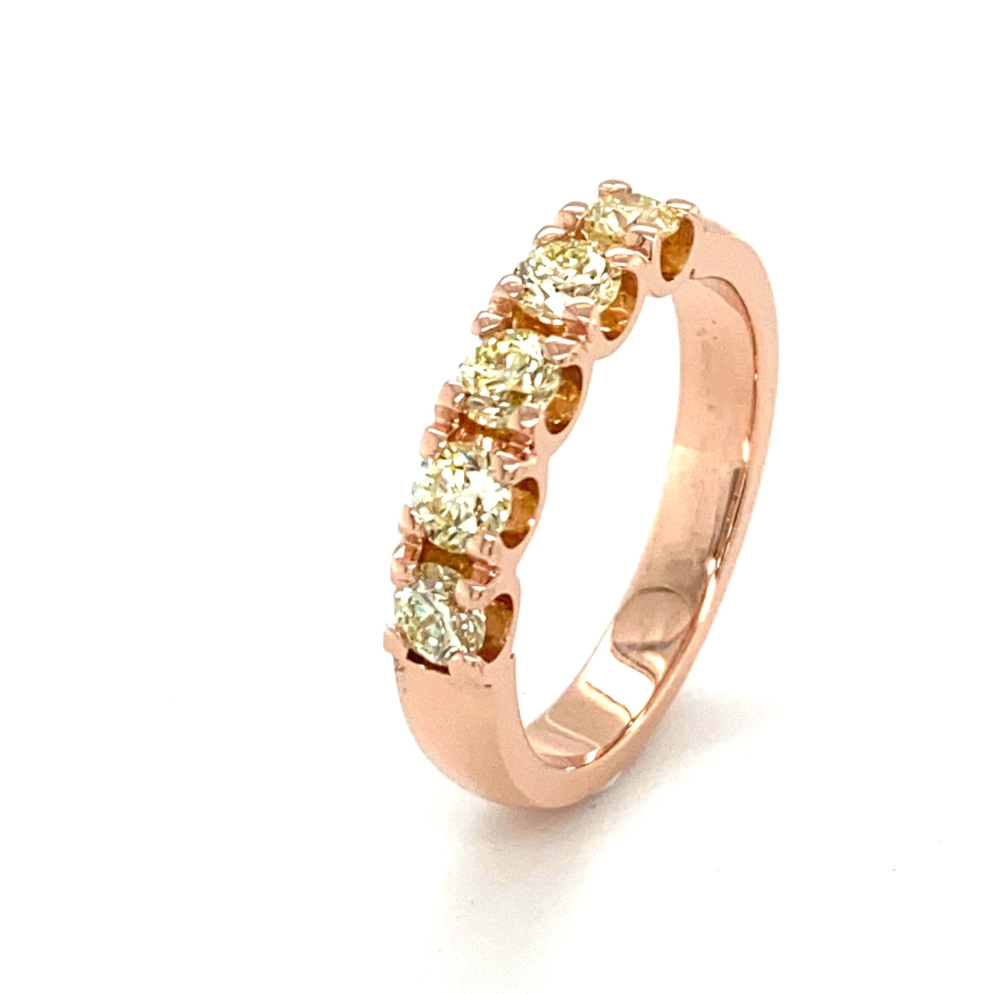 ROEMER by Bregje ROEMER by Bregje Gouden ring 1.00 ct. VVS/Cape