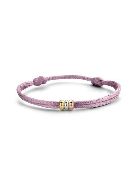 Just Franky Just Franky Triple Love bracelet