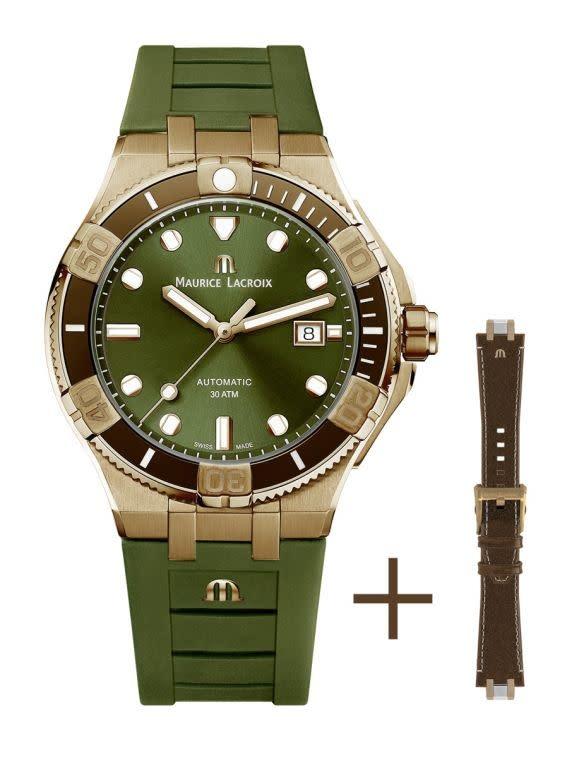 Maurice Lacroix Maurice Lacroix Horloge Aikon Venturer AI6058-BRZ01-630-1