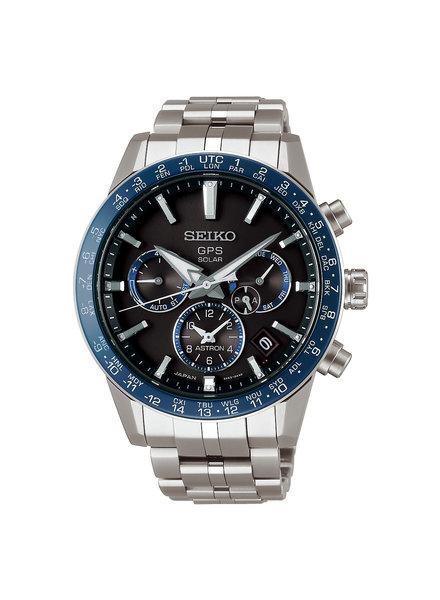 Seiko Seiko Astron horloge GPS Solar Dual Time SSH001J1