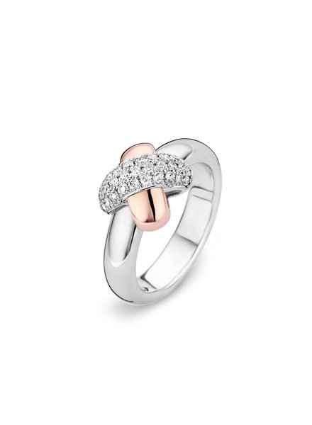 Tirisi Moda Tirisi Moda ring TM1080D(2P)/58
