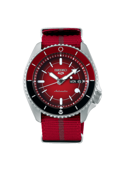 Seiko Seiko 5 Sports horloge Ninja Sarada SRPF67K1 Limited Edition