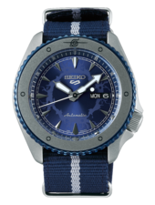 Seiko Seiko 5 Sports horloge Ninja Sasuke SRPF69K1 Limited Edition