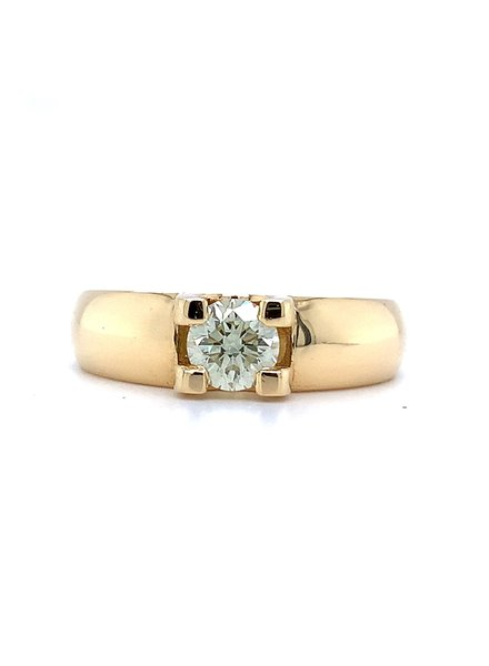 ROEMER by Bregje ROEMER by Bregje 18kt geelgouden ring met diamant