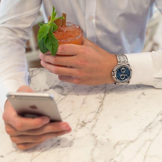 Maurice Lacroix Maurice Lacroix Aikon Horloge AI1018-SS002-430-1