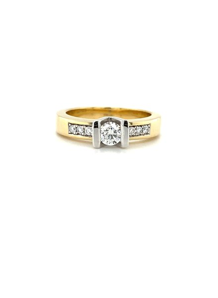 Passione Passione ring GD1250-55 0,40ct H/Si