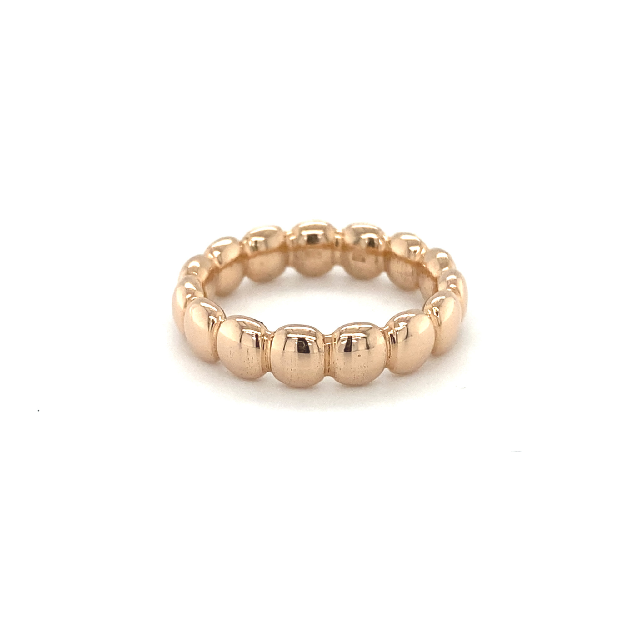 ROEMER by Bregje ROEMER by Bregje 18K rosegouden ring BUBBLES large