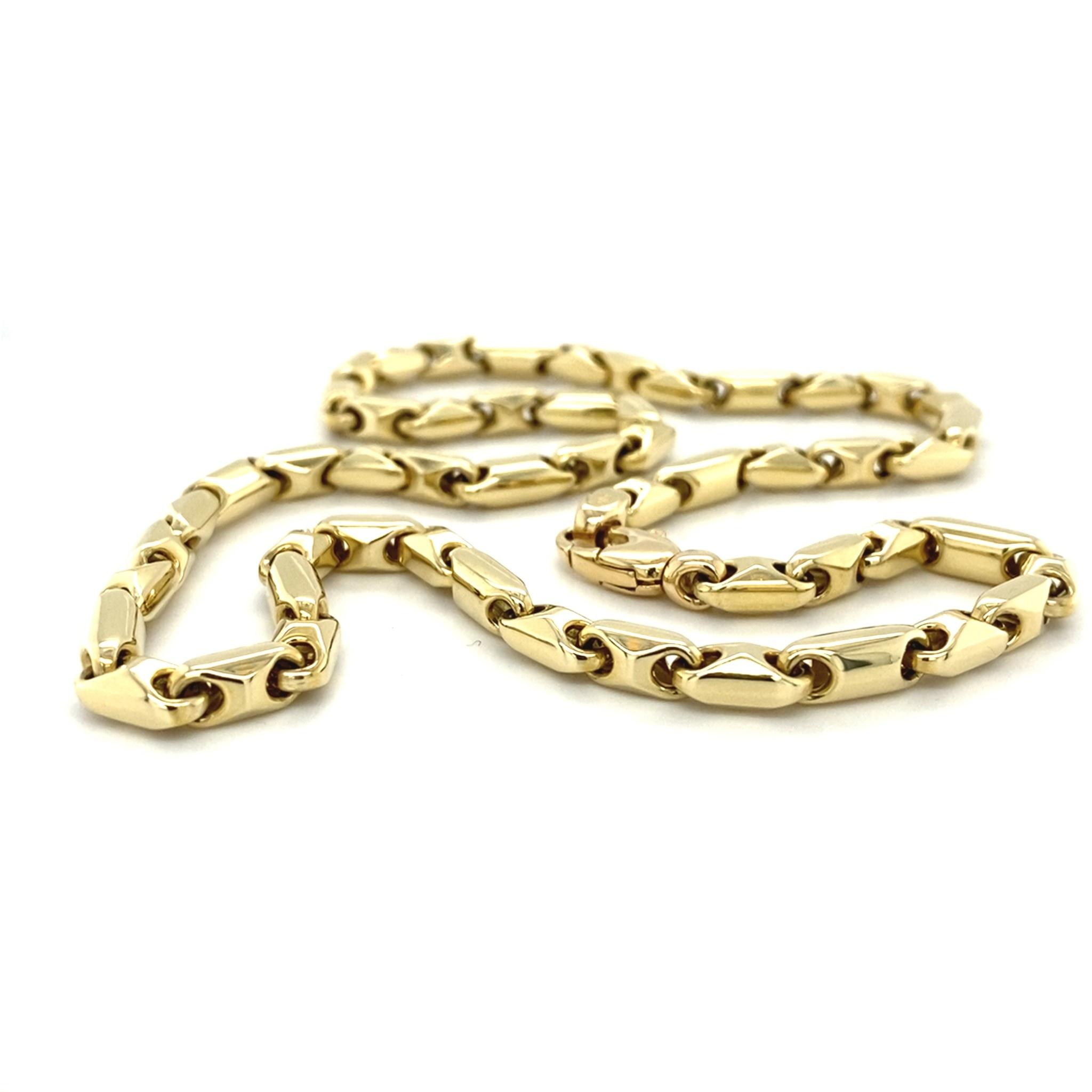 Monzario Oro Monzario gouden collier 596C