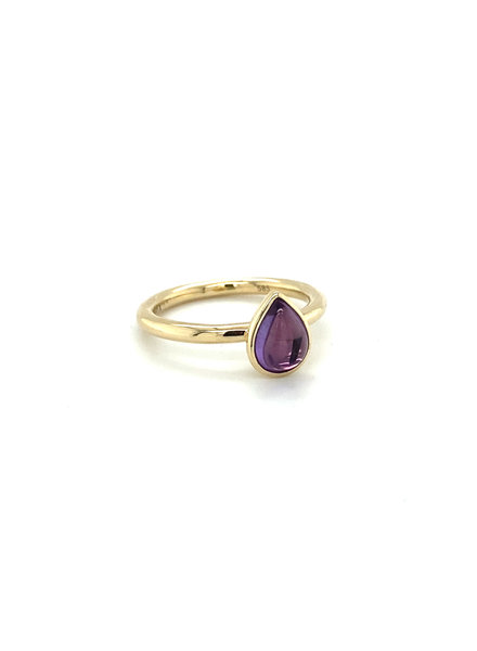 ROEMER ROEMER Passione ring met Amethist 1.08ct /54