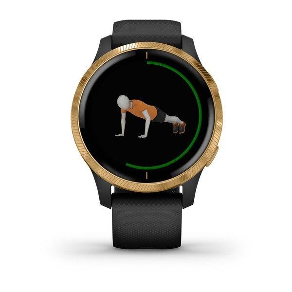 Garmin Garmin Smartwatch Venu Amoled 010-02173-32