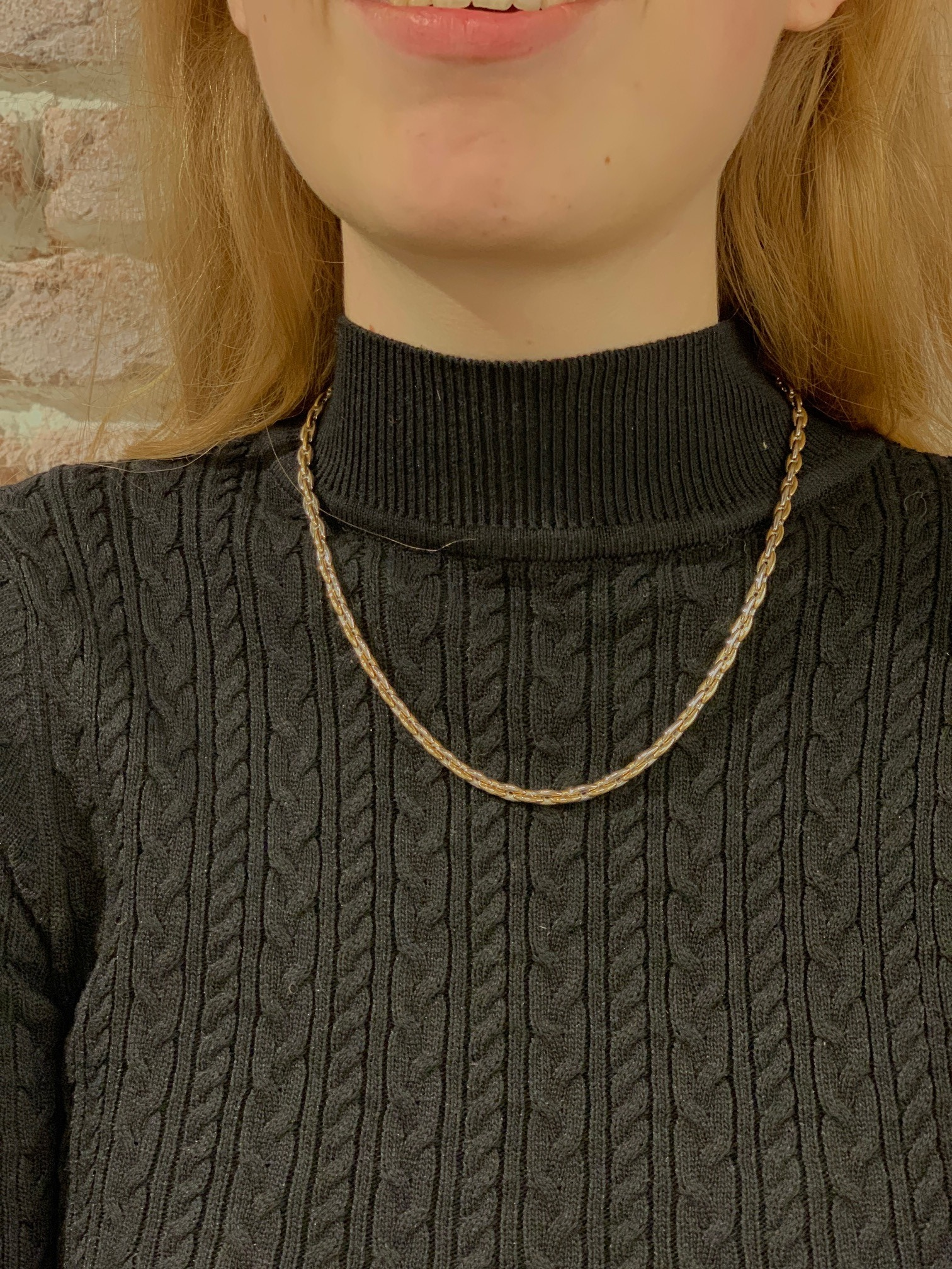 ROEMER ROEMER bicolor collier