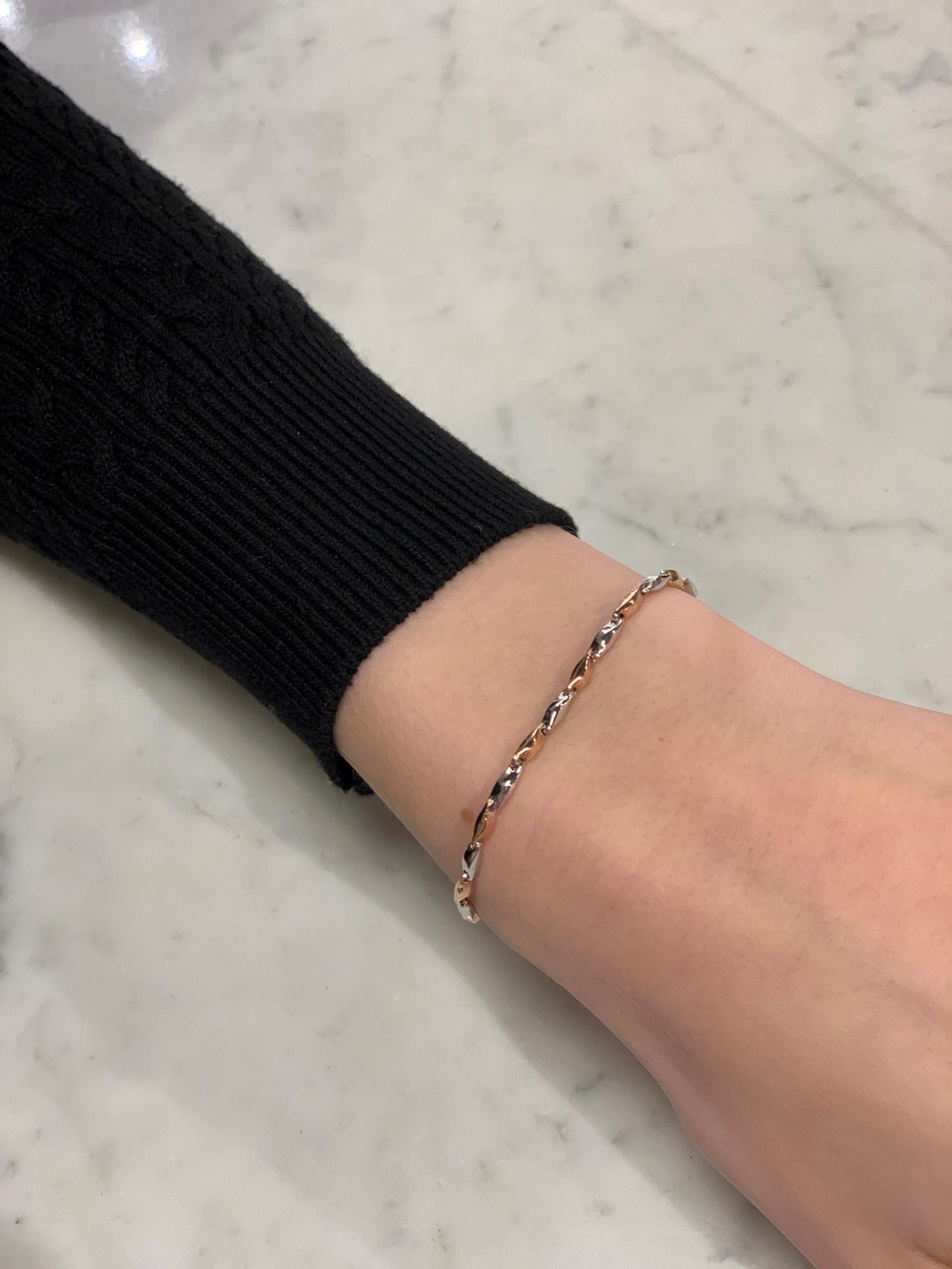 Monzario Oro Monzario armband 864ARW
