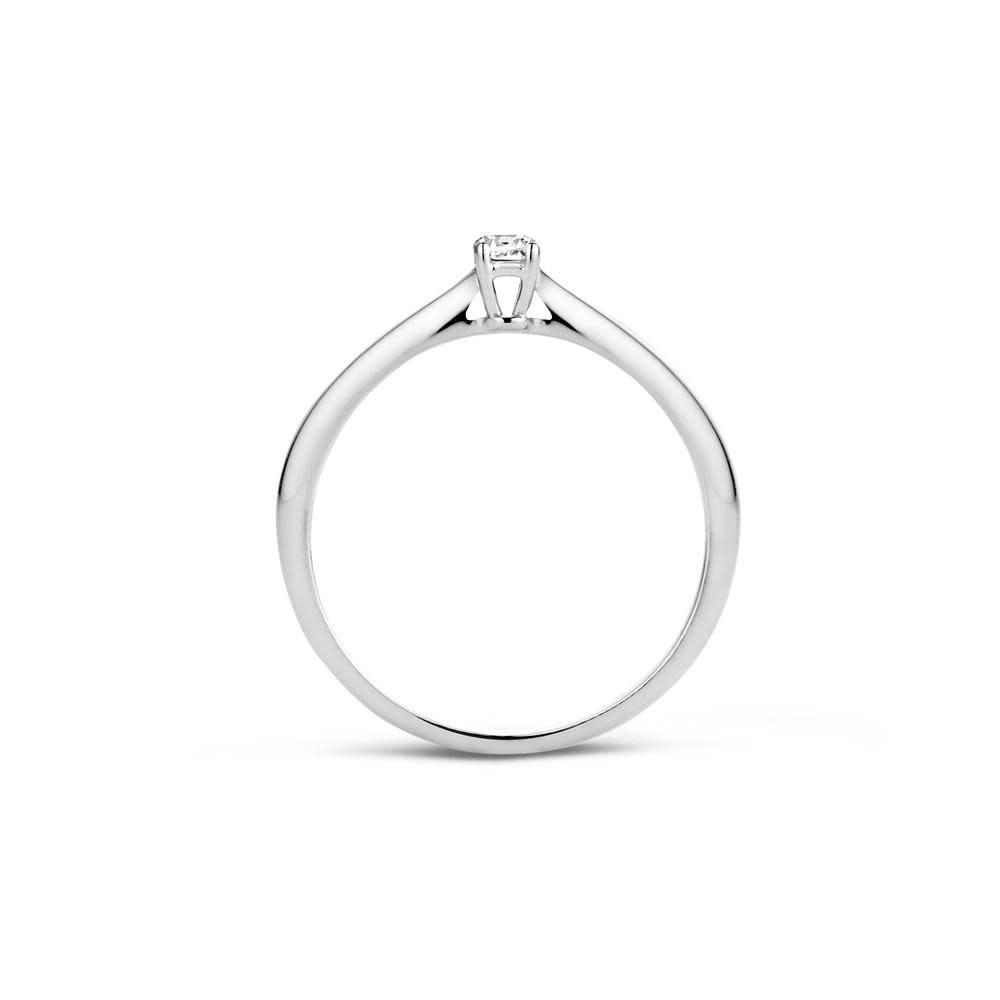 Blush Blush witgouden ring 1186WZI