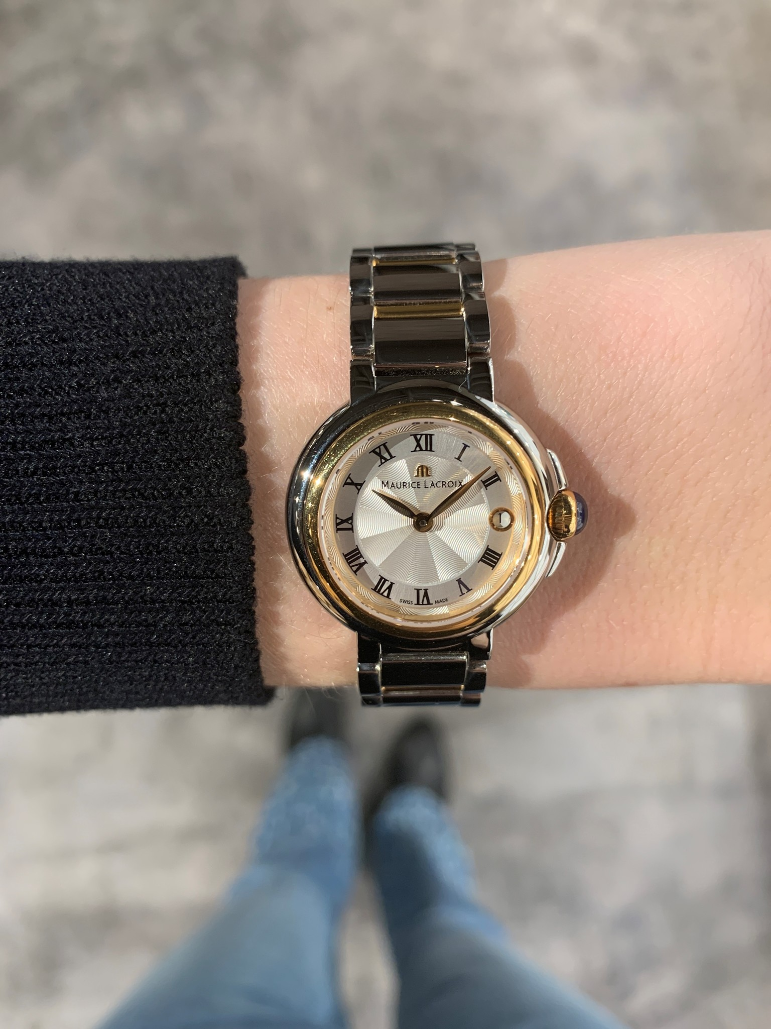 Maurice Lacroix Maurice Lacroix Fiaba horloge FA1003-PVP13-110-1
