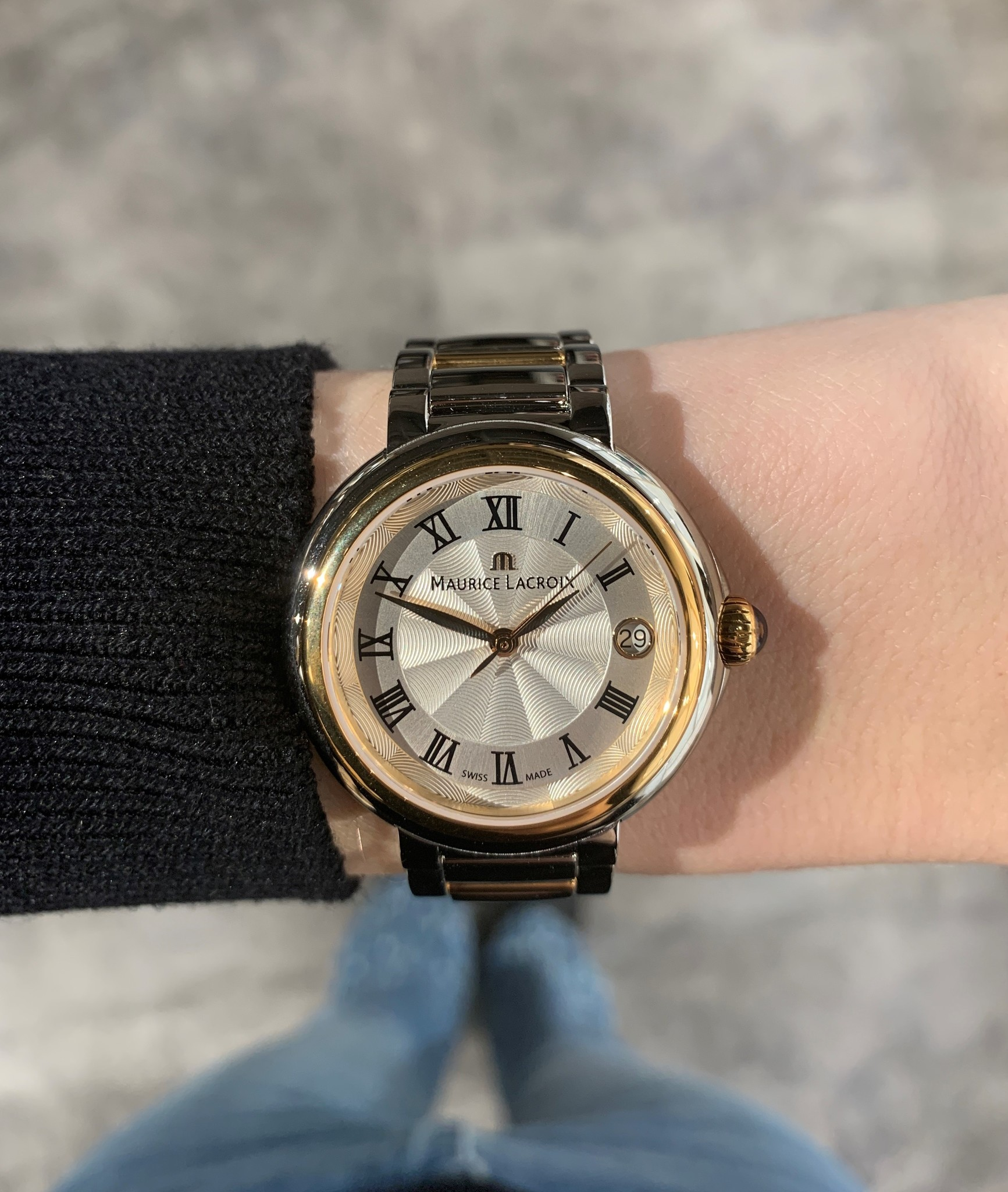 Maurice Lacroix Maurice Lacroix horloge Fiaba AX42974