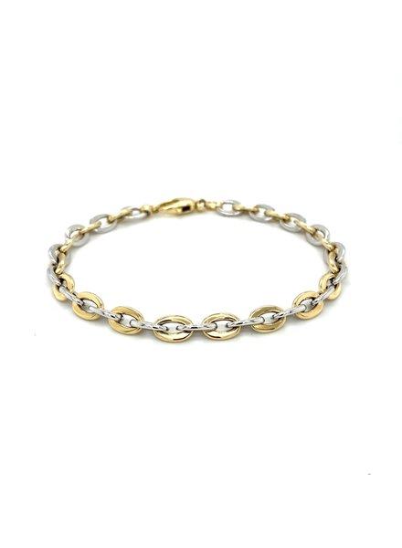 ROEMER ROEMER gouden armband Drops 19,5 cm