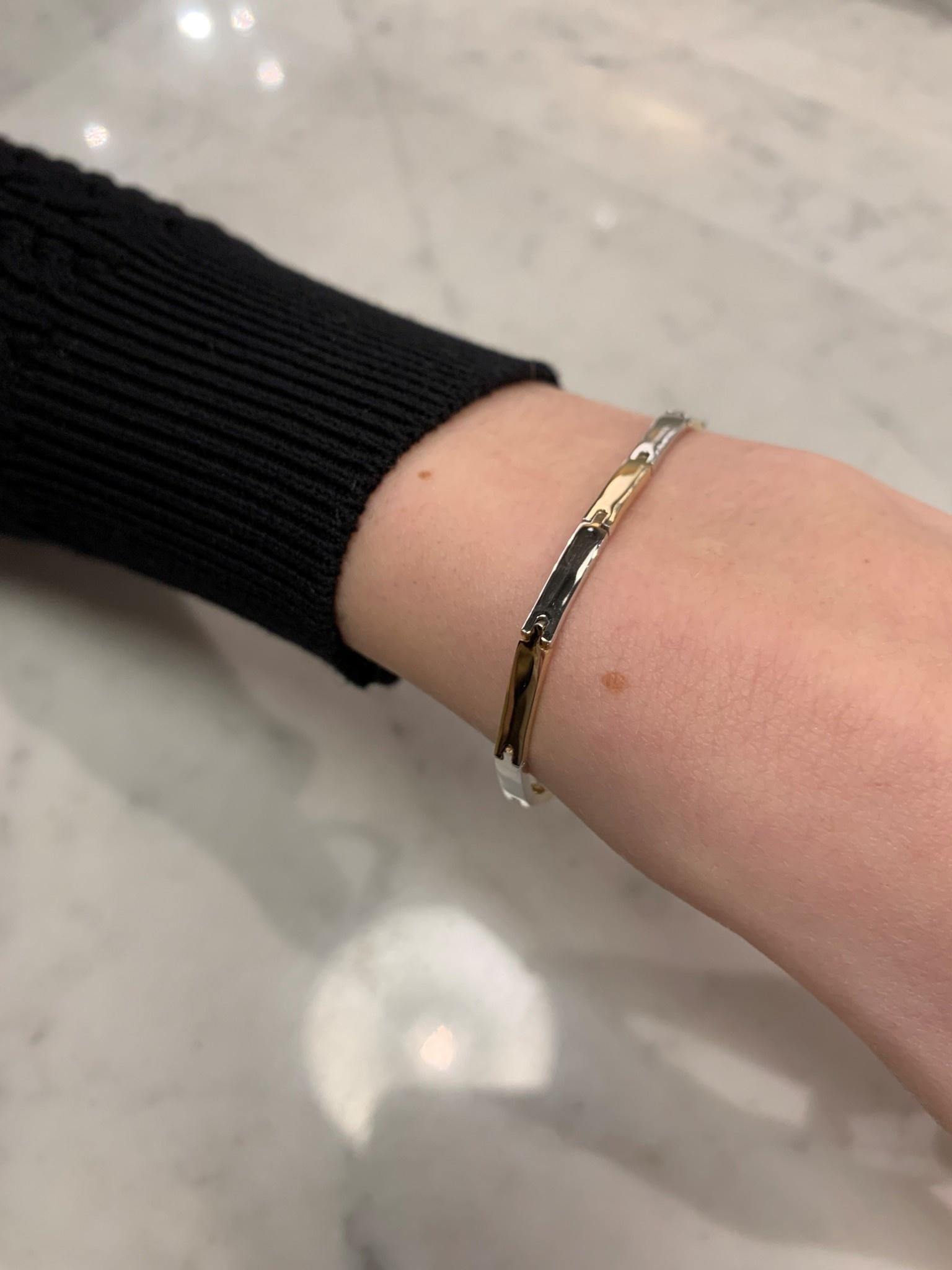 Monzario Oro Monzario armband 867ABIC goud