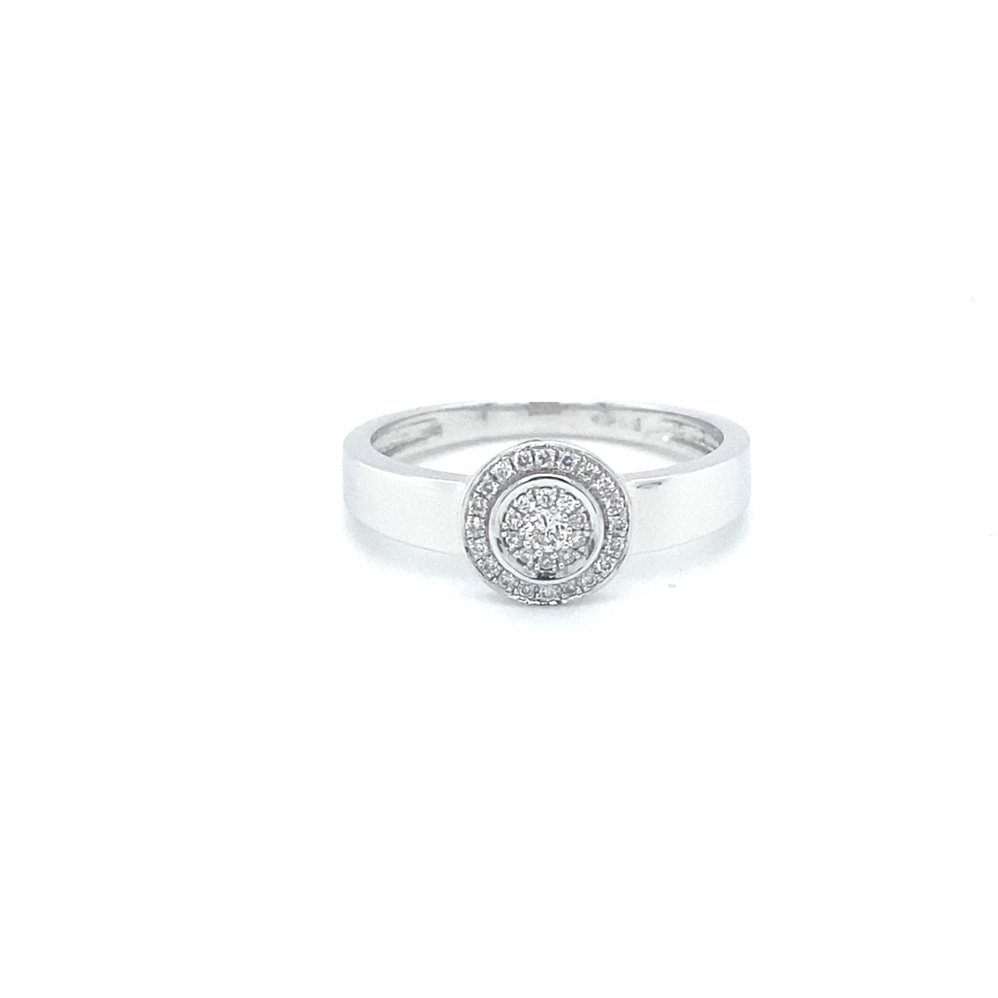 Passione Passione ring GGA0572-55, 0,13ct. H/Si