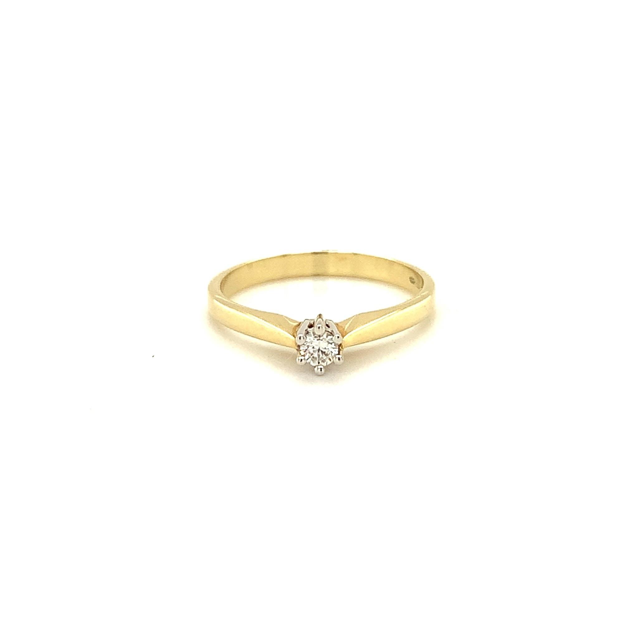 Passione Passione ring GA5357 0.10ct