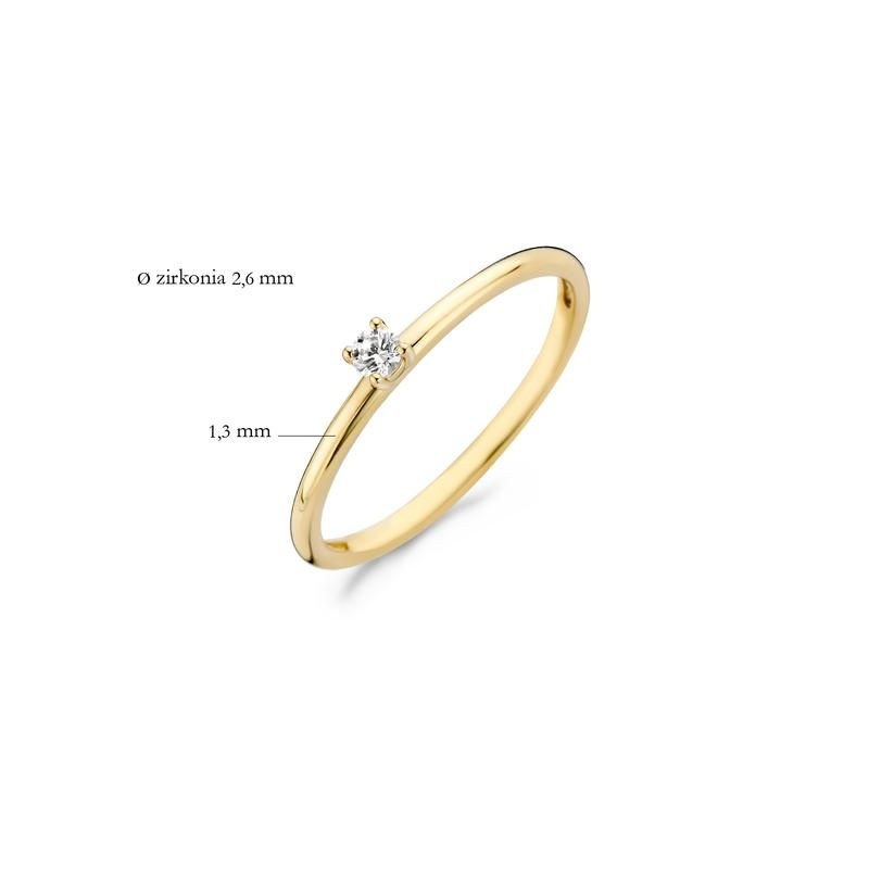 Blush Blush ring 1200YZI/52