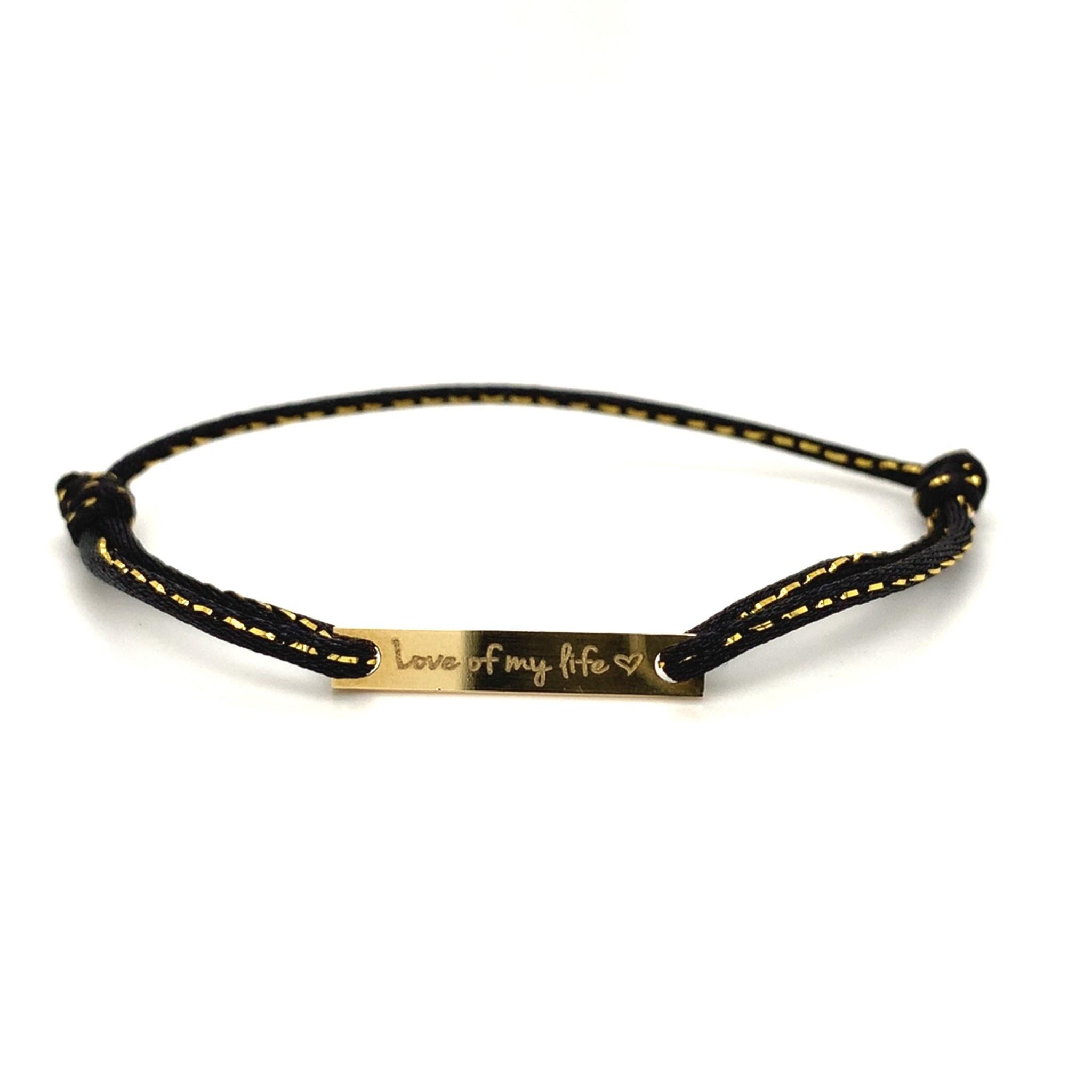 Just Franky Just Franky Bar Bracelet