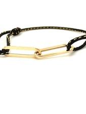 Just Franky Just Franky Charm Bracelet 2 Links