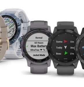 Garmin introduceert de Fenix 7