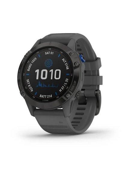 Garmin Garmin fēnix 6 Smartwatch Pro Solar 010-02410-11