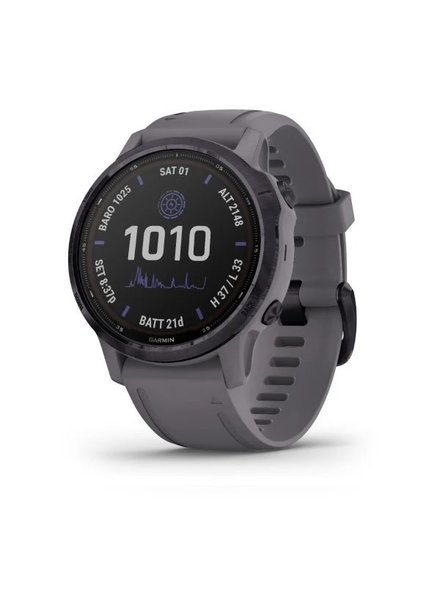 Garmin Garmin fēnix 6S Smartwatch Pro Solar 010-02409-15