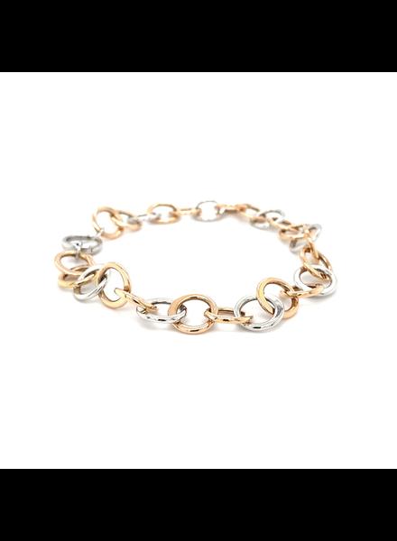 ROEMER Tomylo gouden armband Circles
