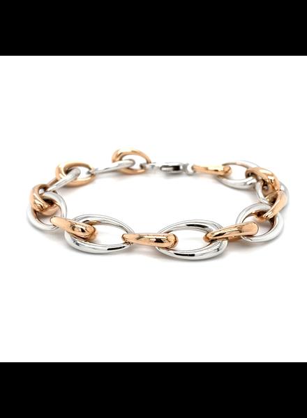 ROEMER ROEMER bicolor gouden armband Soltar
