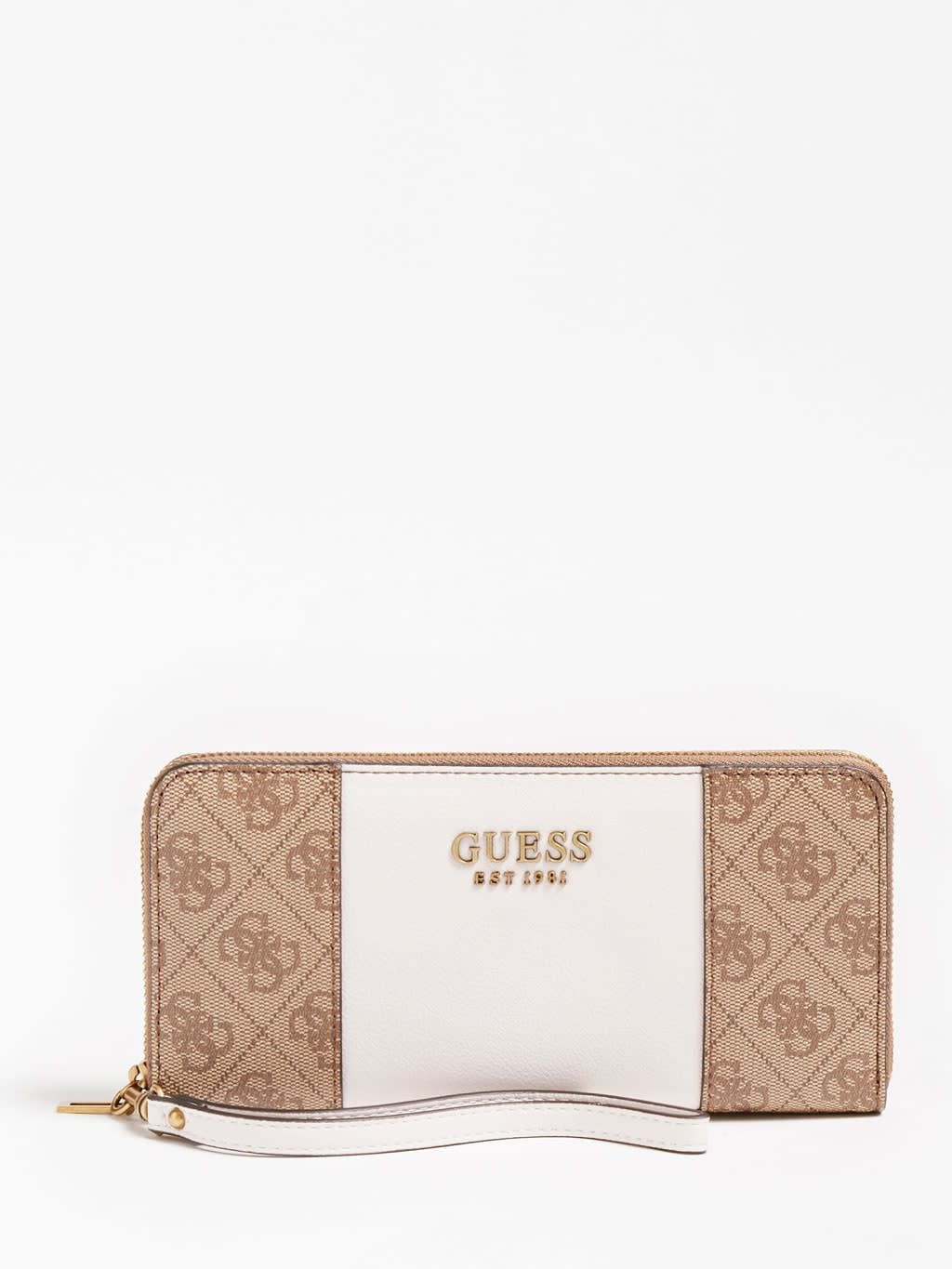 Guess Guess Portemonnee Mika SLG SWSB7967460BRO