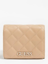Guess Guess Portemonnee Illy SWVG7970430BEI
